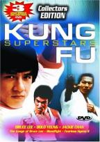 Kung Fu Superstars - 3 Films