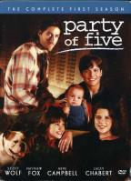 Party Of Five - The Complete First Season