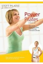 Stott Pilates - Power Pilates 3 Pack