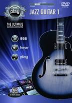 Alfred's Play Series: Jazz Guitar, Vol. 1