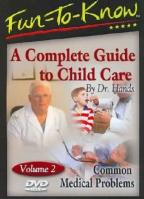 Fun - To - Know - A Complete Guide to Child Care, Growth & Development with Dr. Hands Vol. 1