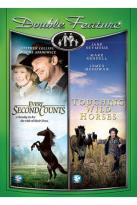 Dove Family Double Feature: Every Second Counts/Touching Wild Horses