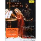 Domingo / Scotto / Levine Metropolitan Opera - Francesca Da Rimini