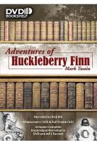 DVD Bookshelf - Adventures of Huckleberry Finn