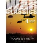 War Classics - Vol. 1: 4 Feature Films