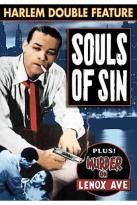 Harlem Double Feature: Souls Of Sin/Murder On Lenox Avenue