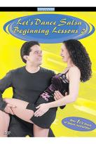 Let's Dance Salsa - Beginning Lessons - Vol. 2