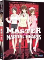 Master of Martial Hearts - Complete Box Set