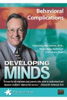 Developing Minds - Theme Set: Behavioral Complications