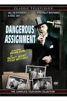 Dangerous Assignment - The Complete Television Collection