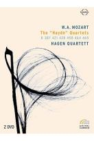 "Mozart - The ""Haydn"" Quartets"