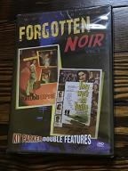 Forgotten Noir Double Feature Vol. 1