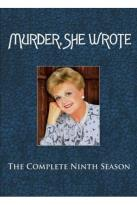 Murder She Wrote - The Complete Ninth Season