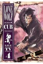 Lone Wolf and Cub TV - Volume 4, Episodes 14-18