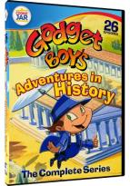 Gadget Boy's Adventures in History - The Complete Series