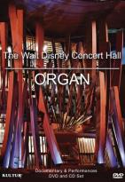 Walt Disney Concert Hall Organ