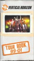 Vertical Horizon: Tour Book '99-'01