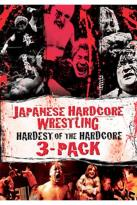 Japanese Hardcore Wrestling - Hardest Of The Hardcore 3-Pack