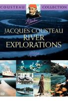 Jacques Cousteau - River Explorations Collection