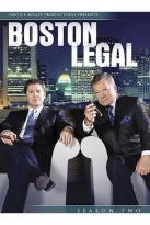 Boston Legal - The Complete Second Season