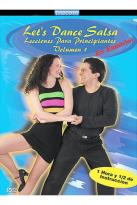 Let's Dance Salsa - Beginning Lessons - Vol. 1
