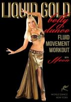 Neon: Liquid Gold Belly Dance - Fluid Movement Workout