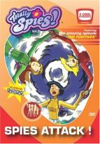Totally Spies: Spies Attack - Vol 3
