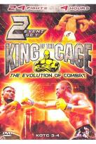 King Of The Cage - 2-Event Set: Vols. 3 & 4