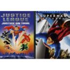 Superman Returns/Justice League: Justice on Trial