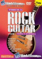 Watch & Learn: Introduction to Rock Guitar by Peter Vogl - Beginner to Intermediate