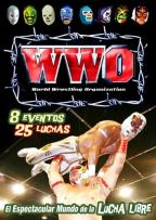WWO: World Wrestling Organization - 8 Event Set