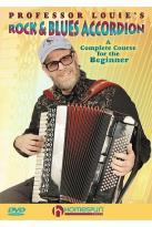 Alan Hurwitz - Professor Louie's Rock & Blues Accordion: Beginner's Course