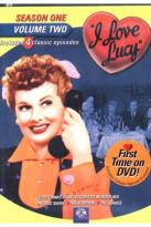 I Love Lucy - Season 1: Vol. 2