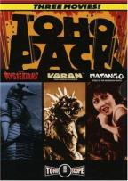 Toho Pack - The Mysterians/Varan the Unbelievable/Matango