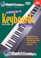 Watch & Learn: Introduction to Keyboards for Beginners by Lee Davis