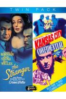 Kansas City Confidential/The Stranger