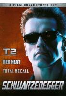 Schwarzenegger: T2: Judgment Day/Red Heat/Total Recall
