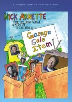 Nick Arnette: Garage Sale Item
