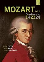 Mozart - Great Piano Concertos: Vol. 2