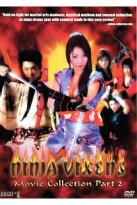 Ninja Vixens: Movies 6-10 Box
