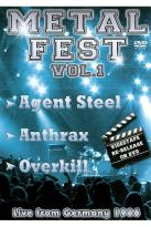 Metal Fest, Vol. 1: Overkill/Anthrax/Agent Steel
