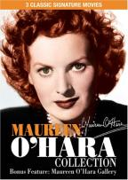 Maureen O'Hara Collection - Jamaica Inn/ Kangaroo/ The Deadly Companions