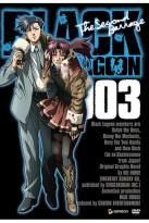 Black Lagoon: The Second Barrage - Vol. 3