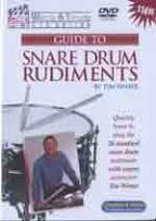Watch & Learn: Tim Wimer - Guide to Snare Drum Rudiments