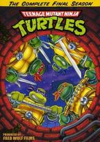 Teenage Mutant Ninja Turtles - The Complete Final Season