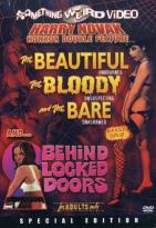 Harry Novak Horror Double Feature - The Bloody, The Beautiful, And The Bare/ Behind Locked Doors