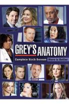 Grey's Anatomy - The Complete Sixth Season