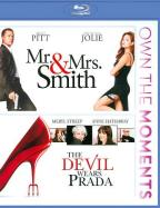 Mr. and Mrs. Smith/The Devil Wears Prada