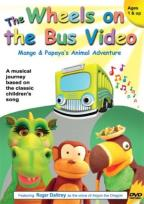 Wheels On The Bus - Mango and Papaya's Animal Adventure