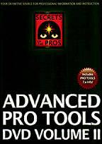 Advanced Pro Tools, Vol. 2